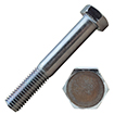 Grade A Hex Bolts Zinc Plated