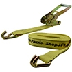 J-Hook Ratchet Straps