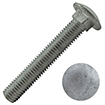 Grade A Carriage Bolts HDG