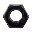 Grade A Finished Hex Nut Plain