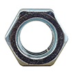 Grade A Finished Hex Nut Zinc