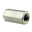Hex Coupling Nut 18-8 SS