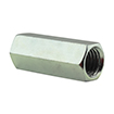 Hex Coupling Nut Zinc Plated