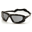 Gray Lens Safety Goggles