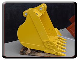 High Quality Excavator Buckets