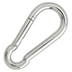 Zinc Plated Carabiner Snap Hooks
