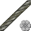 Compacted & Swaged Wire Rope