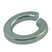 Split Lock Washer Zinc Plated