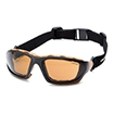 Brown Lens Safety Goggles