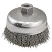 Crimped Wire Cup Brushes
