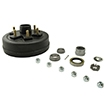 Trailer Hub and Drum Assembly