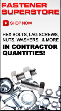 Shop JFI Fastener Superstore- Bolts, Nuts, Washers, and More