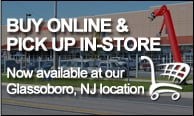 Free In-store Pickup at Joseph Fazzio, Inc.