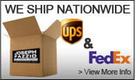 Nationwide Shipping Via UPS at ShopJFI.com